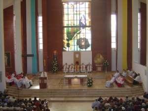 15 lat parafii
