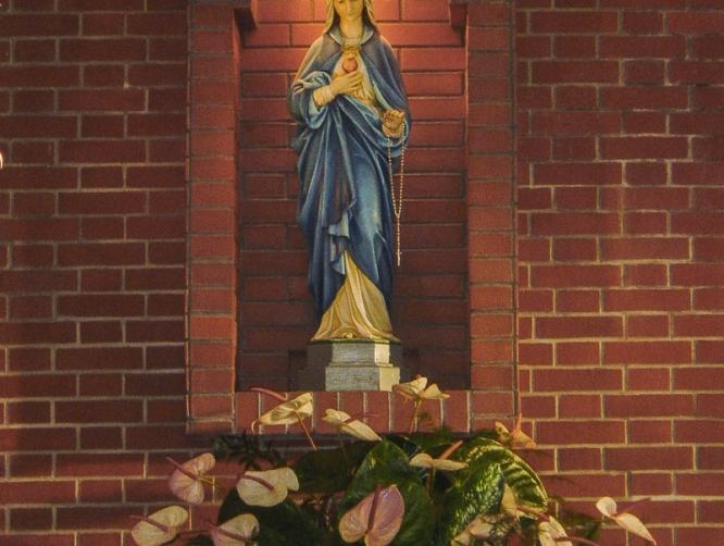 Kościół Niepokalanego Serca NMP - Niepokalane Serca Maryi